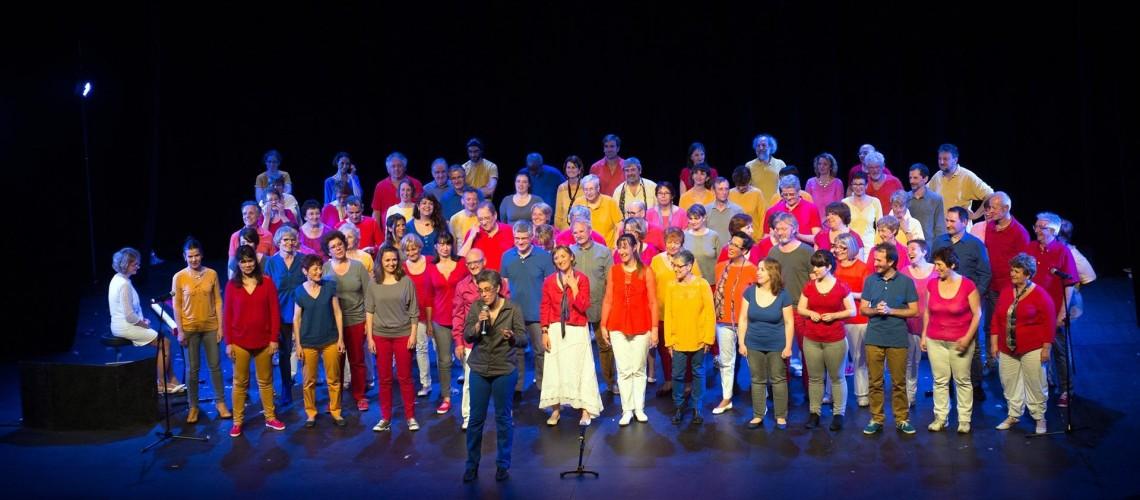 Bienvenue à Crescendo-Blagnac, concert commun le 29 avril 2017 à Francheville