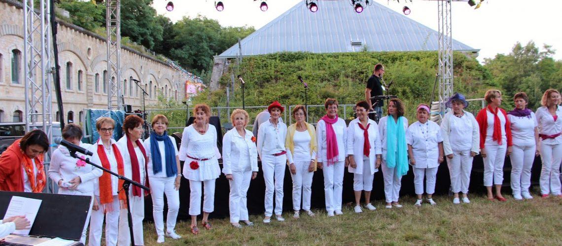 Les Estivales - juillet 2017 - Francheville