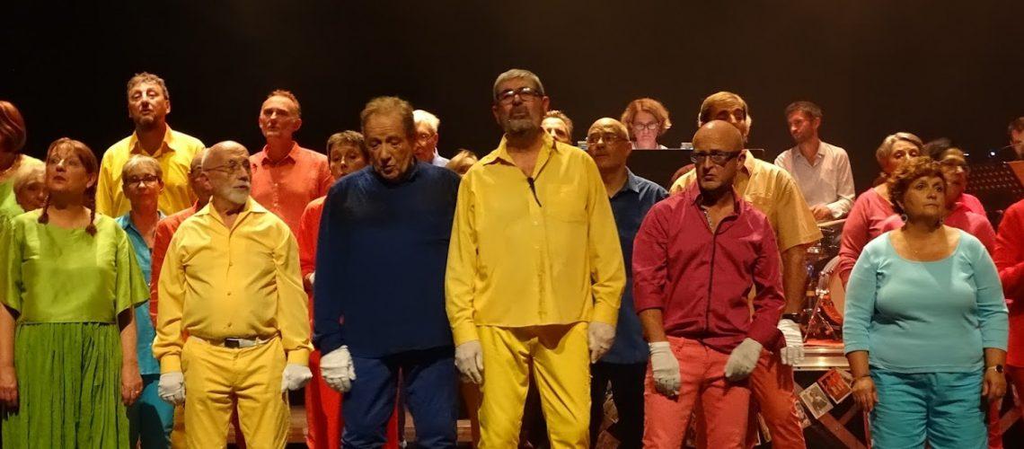 Concert 2018 : Cha cha cha du loup